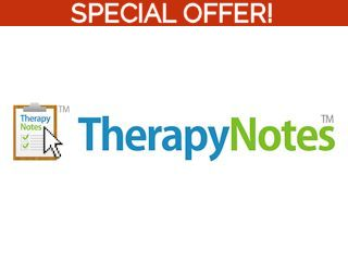 Therapy Notes Special Offer